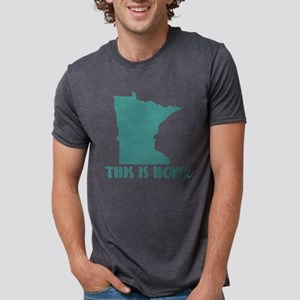 Minnesota - This Is Home T-Shirt