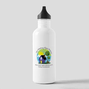 lg logo Water Bottle