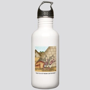 Fitness Cartoon 9520 Stainless Water Bottle 1.0L