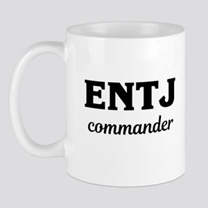 Entj Commander Myers-Briggs Personality Mugs