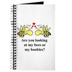 Are you looking at my bees Journal