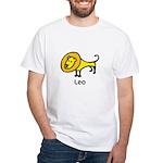 Leo (White T-Shirt)