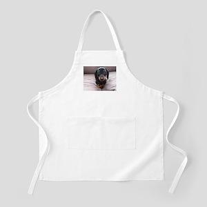 """Adorable Puppies"" BBQ Apron"