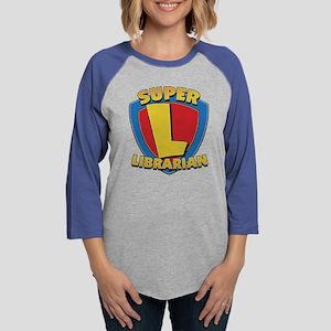SuperLibrarianDrkT Long Sleeve T-Shirt