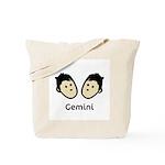 Gemini (Tote Bag)
