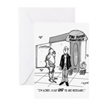 Fashion Cartoon 1769 Greeting Cards (Pk of 10)