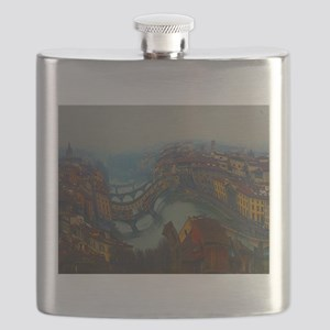 Florence Italy Flask