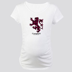 Lion - Campbell of Loch Laine Maternity T-Shirt