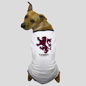 Lion - Campbell of Loch Laine Dog T-Shirt
