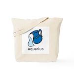 Aquarius (Tote Bag)