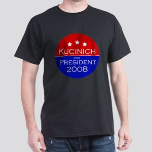 Kucinich '08 Dark T-Shirt