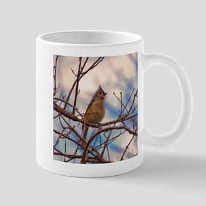 Tufted Titmouse bird Mugs