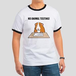 No Animal Testing! Ringer T
