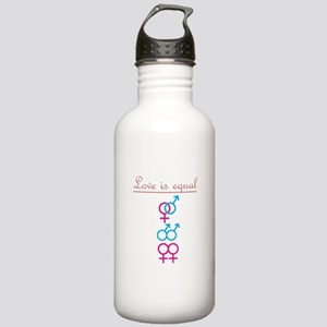 Love is Equal Water Bottle