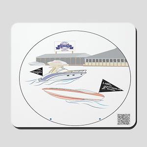 JRM 2013 LCB Shirt design Mousepad