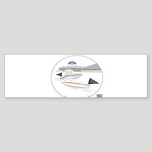 JRM 2013 LCB Shirt design Bumper Sticker