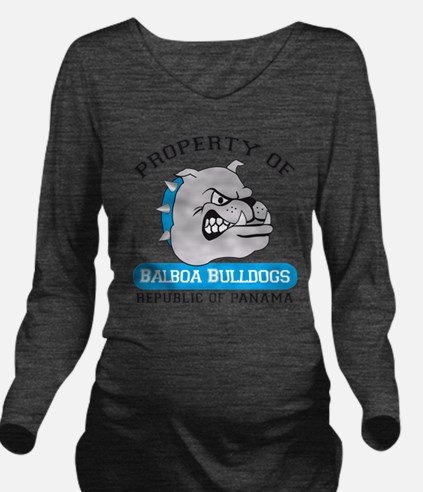 Property of BHSB Logo.png Long Sleeve Maternity T-