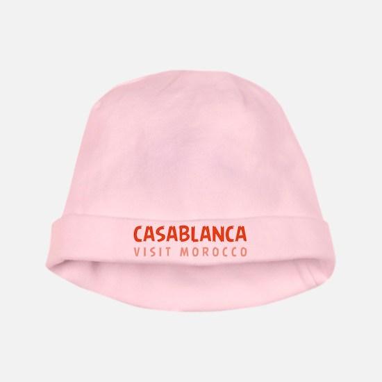 CASABLANCA baby hat