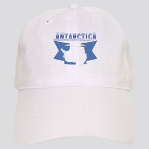 Antarctic flag ribbon Cap