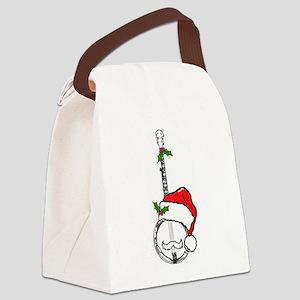 BanjoSanta Canvas Lunch Bag