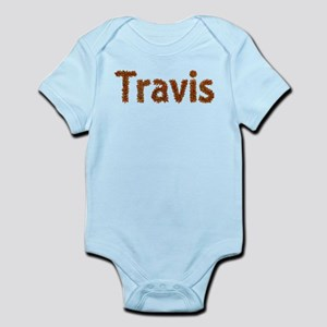 Travis Fall Leaves Body Suit
