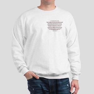 Firefighters Prayer Sweatshirt