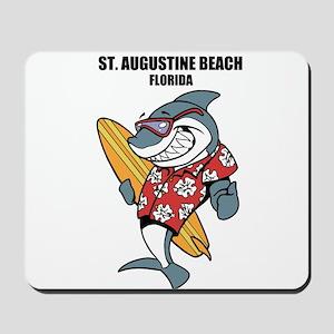 St. Augustine Beach, Florida Mousepad