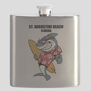 St. Augustine Beach, Florida Flask