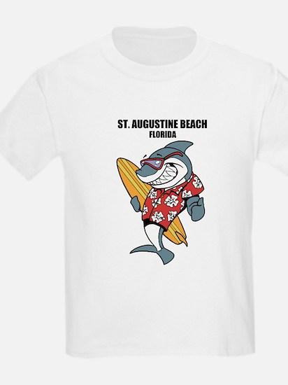 St. Augustine Beach, Florida T-Shirt
