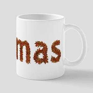 Thomas Fall Leaves Mugs