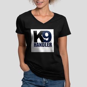 K9 Handler Black/Navy T-Shirt