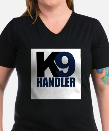 K9 Handler Black/Navy T-Shirt