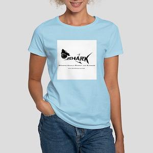 SHARK black Logo 10x10 T-Shirt