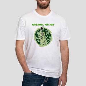 Custom Football Touchdown T-Shirt