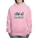 Nashville tennessee Hooded Sweatshirt