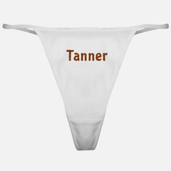 Tanner Fall Leaves Classic Thong