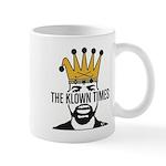 The Klown Times Logo Mugs