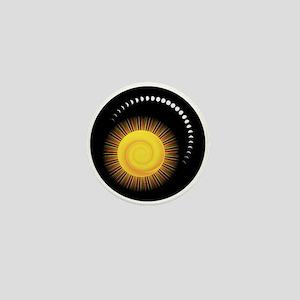 Measuring Time Mini Button