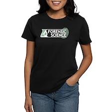 Forensic Science Women's Dark T-Shirt