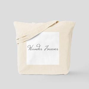 Wander Forever Tote Bag
