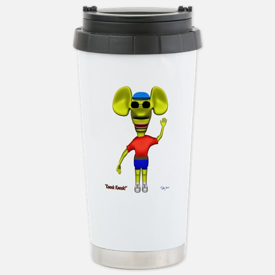 RBG - Knock Knock! Travel Mug