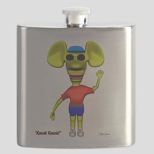 RBG - Knock Knock! Flask