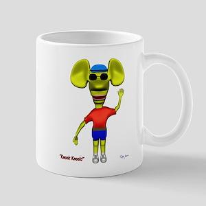 RBG - Knock Knock! Mugs