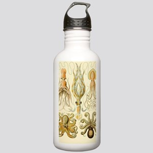 Vintage Octopus, Octop Stainless Water Bottle 1.0L