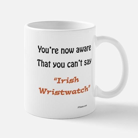 Irish Wristwatch Mugs