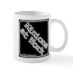 Minions at Work Logo Mug