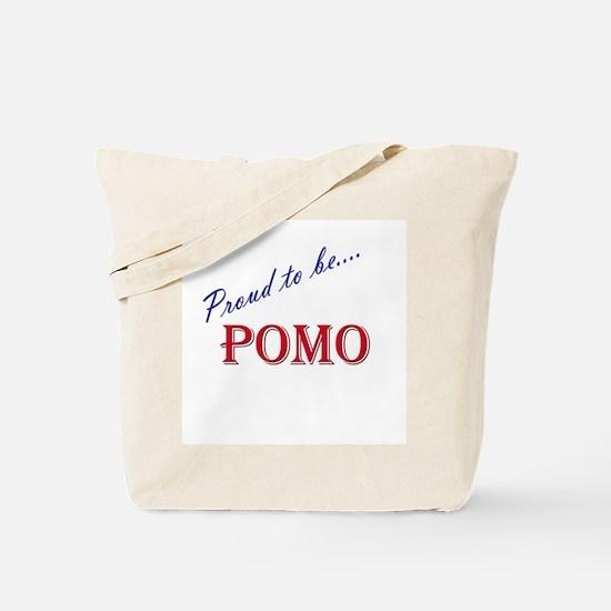 Pomo Tote Bag