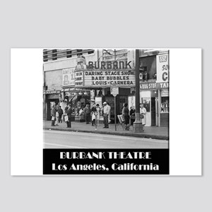 Burbank Theatre Postcards (Package of 8)
