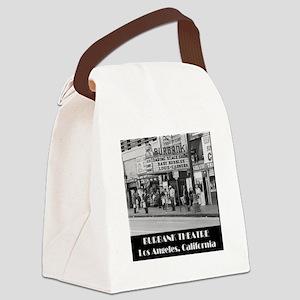 Burbank Theatre Canvas Lunch Bag