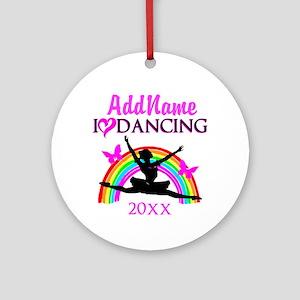 MODERN DANCER Ornament (Round)